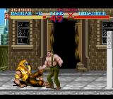 Final Fight SNES Don't try fight with Haggar