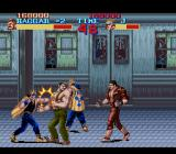 Final Fight SNES Punch