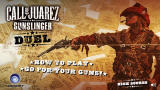 Call of Juarez: Gunslinger - Duel Browser Title screen