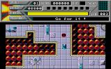 Nightdawn Atari ST Without fetching this item you cannot fire any shot! So get that first.