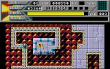 Nightdawn Atari ST The way to key no 5 let's you enjoy the nice parallax scrolling
