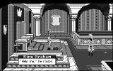 King's Quest IV: The Perils of Rosella Atari ST Intro 2 (Monochrome)