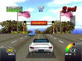 Cruis'n USA Nintendo 64 Checkpoint