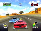 Cruis'n USA Nintendo 64 Crash
