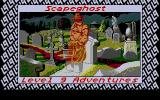 Scapeghost Atari ST Color monitor: title screen