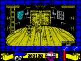 Mickey Mouse: The Computer Game ZX Spectrum Run, run, run!