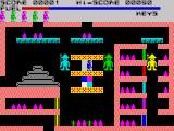 Caves of Doom ZX Spectrum Use a teleport