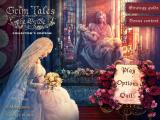 Grim Tales: The Bride (Collector's Edition) Windows Title main menu collector's edition