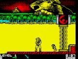 Thundercats ZX Spectrum End of level