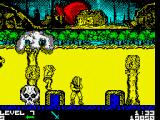 Thundercats ZX Spectrum Skull with surprise