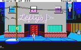 Leisure Suit Larry in the Land of the Lounge Lizards Atari ST Starting location
