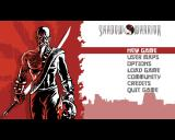 Shadow Warrior Classic Redux Windows Main menu