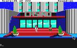 Leisure Suit Larry in the Land of the Lounge Lizards Atari ST In front of the casino