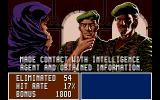 Operation Thunderbolt Atari ST Hit ratio clearly shows I am more the machine gun guy