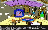 The Black Cauldron Atari ST Inside the cottage