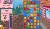 Candy Crush Saga Android You need to clear gels in this level (Dutch tablet version).