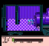 Esper Dream 2: Arata naru Tatakai NES You made it to the top of the train