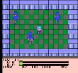 Esper Dream 2: Arata naru Tatakai NES Boss battle against... ostriches?..