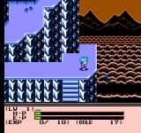 Esper Dream 2: Arata naru Tatakai NES Beautiful view!