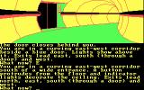 Silicon Dreams DOS Exploring in Snowball (CGA)
