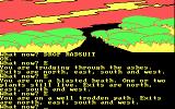 Silicon Dreams DOS Exploring in Return to Eden (CGA)
