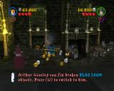 LEGO Harry Potter: Years 5-7 Windows Different characters have different abilities