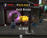 LEGO Harry Potter: Years 5-7 Windows Another gold brick found