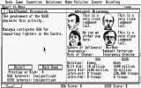 Balance of Power: The 1990 Edition Atari ST The possible consequences of your actions