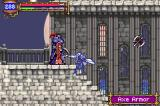 Castlevania: Aria of Sorrow Game Boy Advance Kill the knight