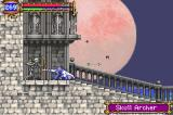 Castlevania: Aria of Sorrow Game Boy Advance Kill skeleton archer
