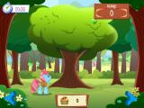 My Little Pony: Friendship is Magic iPad Apple harvesting minigame.