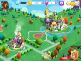 My Little Pony: Friendship Is Magic iPad Canterlot is another playable area.