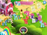 My Little Pony: Friendship is Magic iPad When not loitering, ponies gather in groups and talk to each other.