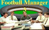 Football Manager 3 DOS Title Screen (VGA)