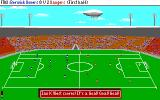 Football Manager 3 DOS Goal (VGA)