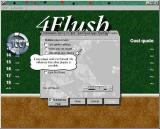 4Flush Windows The game has lots of configurable options