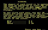 Styx PC Booter Scoring (demo version)