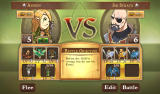 Might & Magic: Clash of Heroes Android Versus screen. Click edit to define the loadout.
