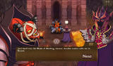 Might & Magic: Clash of Heroes Android The master demon is not happy.