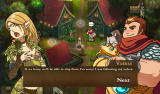 Might & Magic: Clash of Heroes Android The elves and the humans bond.
