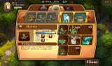 Might & Magic: Clash of Heroes Android Army screen with regular units, special units and champion units. When you are out, you can always buy new ones.