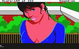 Leisure Suit Larry in the Land of the Lounge Lizards Atari ST Faith, up close