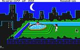 Leisure Suit Larry in the Land of the Lounge Lizards Atari ST Larry is about to meet...