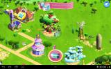 My Little Pony: Friendship Is Magic Android Another view of Ponyville with Princess Celestia selected
