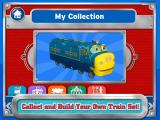 Chuggington Traintastic Adventures iPad Collect and Build Your Own Train Set!