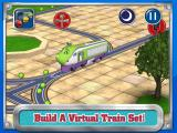 Chuggington Traintastic Adventures iPad Build A Virtual Train Set!