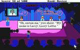 Leisure Suit Larry Goes Looking for Love (In Several Wrong Places) Atari ST Larry at the Dating Connection TV show