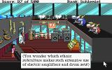 Leisure Suit Larry Goes Looking for Love (In Several Wrong Places) Atari ST At the music store
