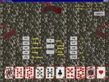 500 for Windows Windows The start of a game. The background can be customised as can the player's names and the position and order of the cards.