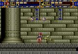 Alisia Dragoon Genesis Power-ups in a secret area. They contain food, health or upgrades.